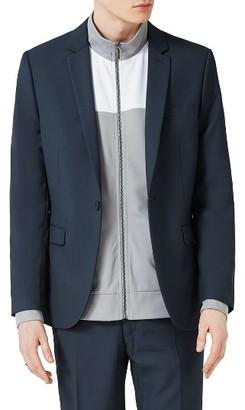 Men's Topman Skinny Fit Suit Jacket $220 thestylecure.com
