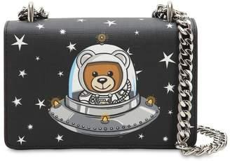 Moschino Teddy Ufo Shoulder Bag