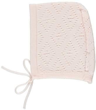 Cara Bebe Organic Bonnet, Pink