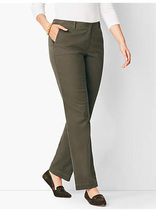 Talbots Full-Length Chino Pant - Curvy Fit