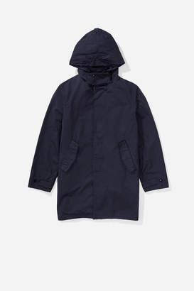 Saturdays NYC Nathan Washed Fishtail Parka