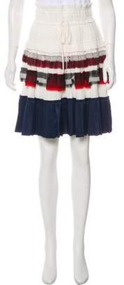 3.1 Phillip Lim Tiered Mini Dress