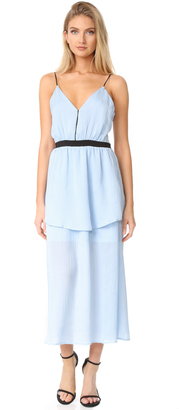 endless rose Strappy Maxi Dress $78 thestylecure.com