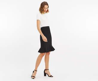 Oasis Kate Knitted Fishtail Skirt