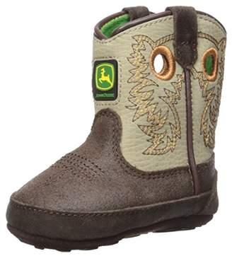 John Deere Baby Jd0417 Western Boot