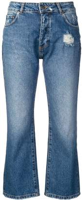 Each X Other cropped jeans