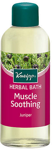 Kneipp Juniper Muscle Soothing Herbal Bath 6.76 oz (200 ml)
