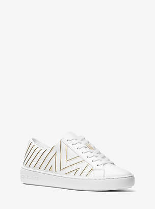 Michael Kors Whitney Leather Sneaker