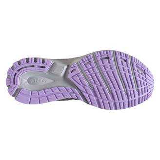 Brooks Women's Revel 2 Running Shoe (BRK-120281 1B 40827B0 10 BLK/PUR/Gry)