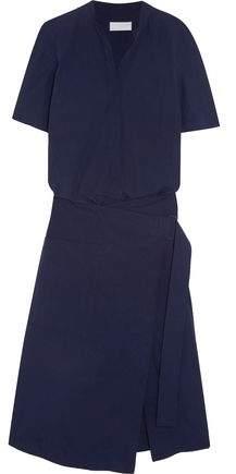 Dkny Cotton Wrap Dress