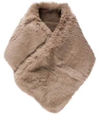 Max Mara Fur Stole