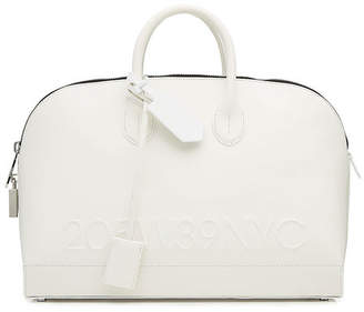 Calvin Klein Satchel Leather Handbag