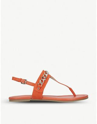 Nine West Bristol faux-suede sandals