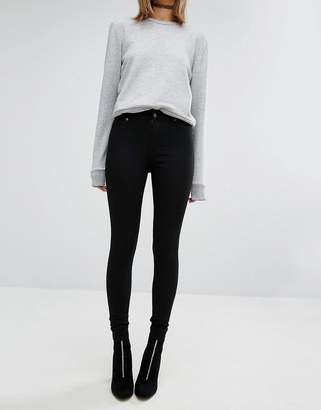 Cheap Monday Spray On High Waist Skinny Jeans