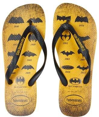 Havaianas Batman Flip-Flops Men's Sandals