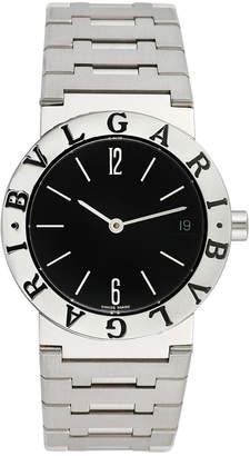 Bvlgari Heritage Bulgari 1990S Unisex Stainless Steel Watch