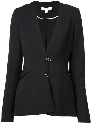 Jonathan Simkhai stretch Basque blazer