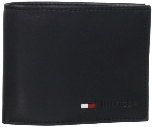 Tommy Hilfiger Men's Stockon Coin Wallet