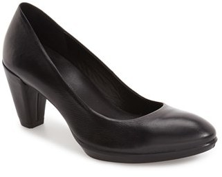 ECCO 'Shape 55 Plateau' Pump (Women) $149.95 thestylecure.com
