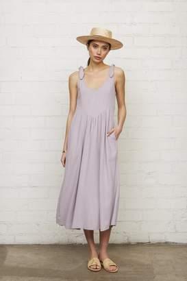 Rachel Pally Linen Katy Dress - Wisteria