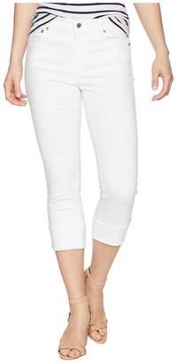 Lauren Ralph Lauren Petite Classic Straight-Leg Pants Women's Casual Pants