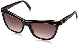 Swarovski Women's SK0075-53F Sunglasses