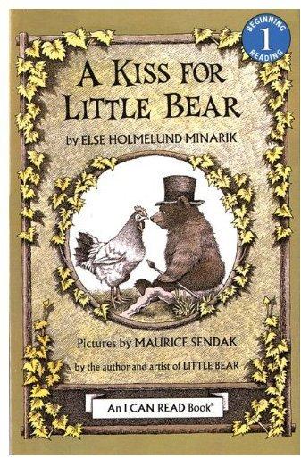 Harper Collins A Kiss for Little Bear