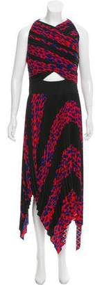 Proenza Schouler Pleated Maxi Dress w/ Tags