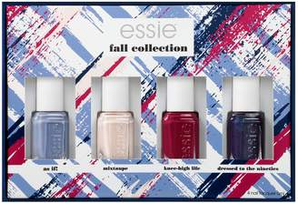 At Kohl S Essie 4 Pc Fall Trend 2017 Mini Nail Polish Set