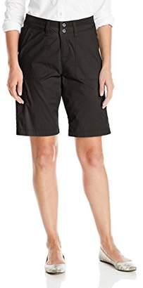 Lee Women's Relaxed Fit Avey Knit Waist Bermuda Short