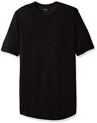 Velvet by Graham & Spencer Men's Laurence Double Layer T-Shirt