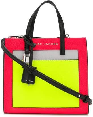 Marc Jacobs Grind colour-block tote