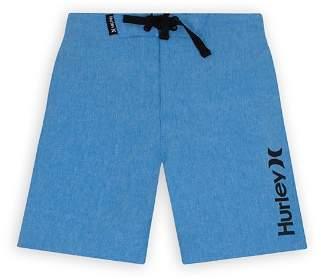 Hurley Boys' Heathered O&O Board Shorts - Big Kid