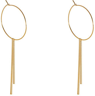Jules Smith JULES SMITH WOMEN'S HOOP EARRINGS $45 thestylecure.com
