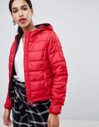Vero Moda Cropped Hooded Padded Jacket