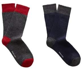 Mango Man MANGO MAN 2 pack wool socks