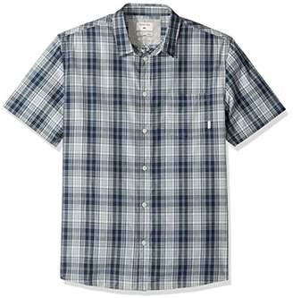 Quiksilver Men's Tidal Short Sleeve Shirt
