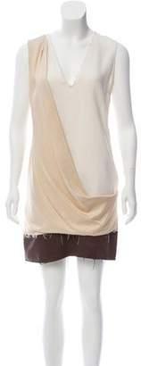 Fendi Sleeveless Shift Dress