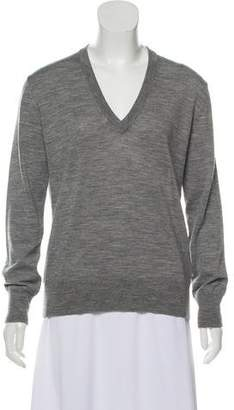 Tomas Maier Wool Long Sleeve Sweater