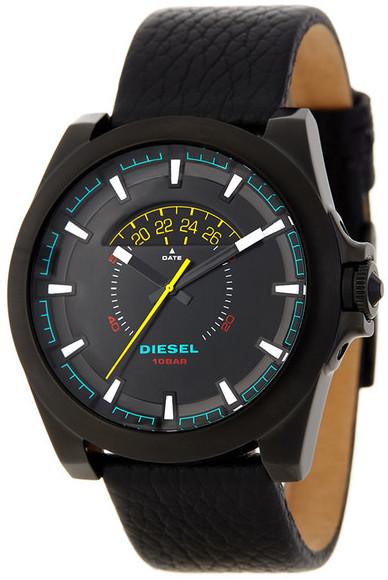 DieselDiesel Men&s Arges Strap Watch