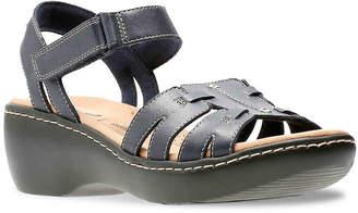 Clarks Delana Nila Wedge Sandal - Women's