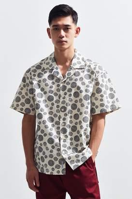 Publish Fletcher Short Sleeve Button-Down Shirt