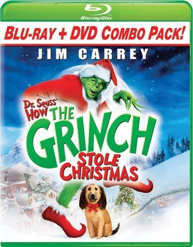 Universal Studios Dr. Seuss' How The Grinch Stole Christmas