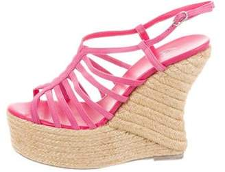 Castaner Cutout Espadrille Sandals