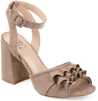 Journee Collection Womens Jc Becca Heeled Sandals