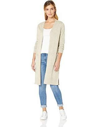 Amazon Essentials Women's Longer Length Cardigan Sweater
