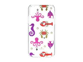 Swarovski Sea Life Smartphone Case with Integrated Bumper, iPhone(r) X/XS
