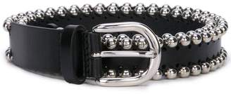 Isabel Marant bead trim belt