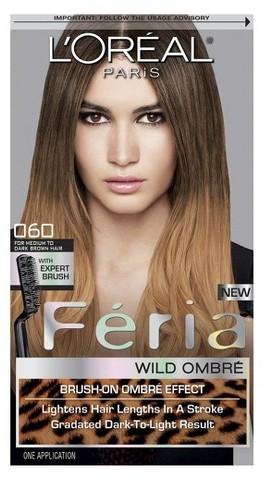 L'Oréal® Paris Feria Wild Ombre Hair Color