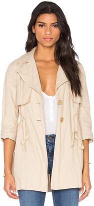 Sanctuary Jules Trench $149 thestylecure.com
